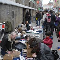 Brick Lane Market, London, United Kingdom