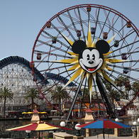 Disney California Adventure Park, Anaheim, California