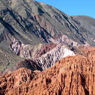 Mountain Of Seven Colors, Purmamarca, Argentina