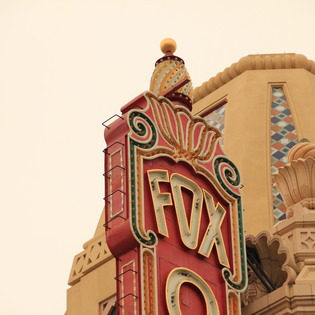 Fox Theater Oakland, Oakland, California
