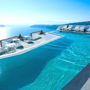 The Best Hotels in Greece