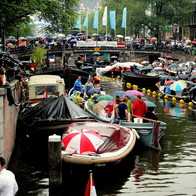 Grachtenfestival, Amsterdam, The Netherlands