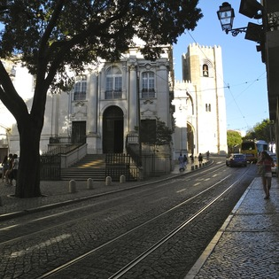 Lisbon Cathedral, Lisbon, Portugal