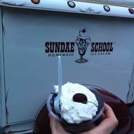 Sundae School Ice Cream, Dennis, Massachusetts