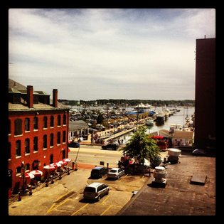 Old Port, Portland, Maine