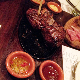 Tango Argentinian Steakhouse, Central, Hong Kong