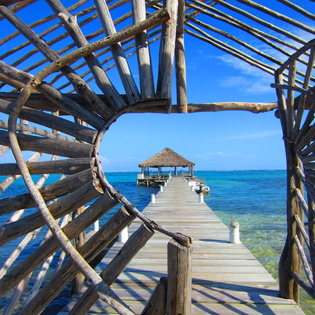 Ak'bol Yoga Retreat & Eco-Resort, San Pedro, Belize