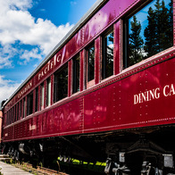 Lake Louise Railway Station & Restaurant, Lake Louise, Canada