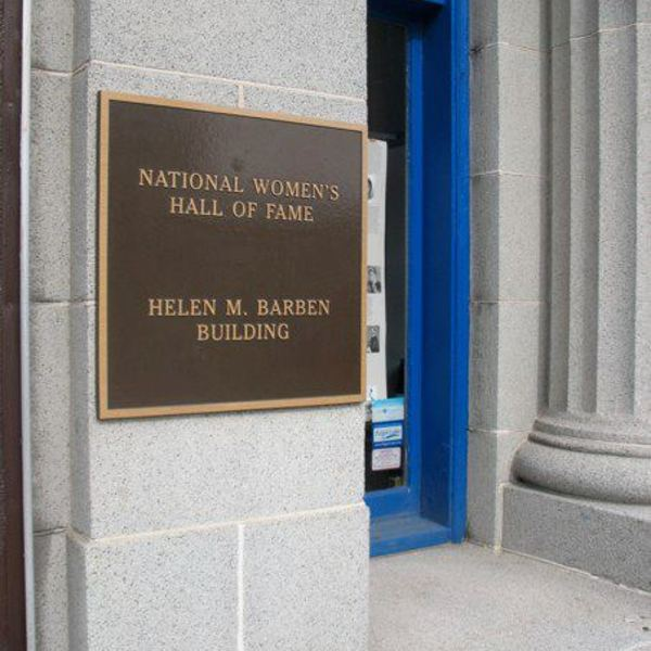 National Women's Hall of Fame, Seneca Falls, New York