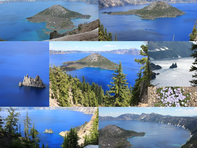 Crater Lake National Park, Crater Lake National Park, Oregon
