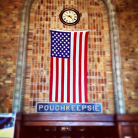 Poughkeepsie Station - Metro·North & Amtrak, Poughkeepsie, New York
