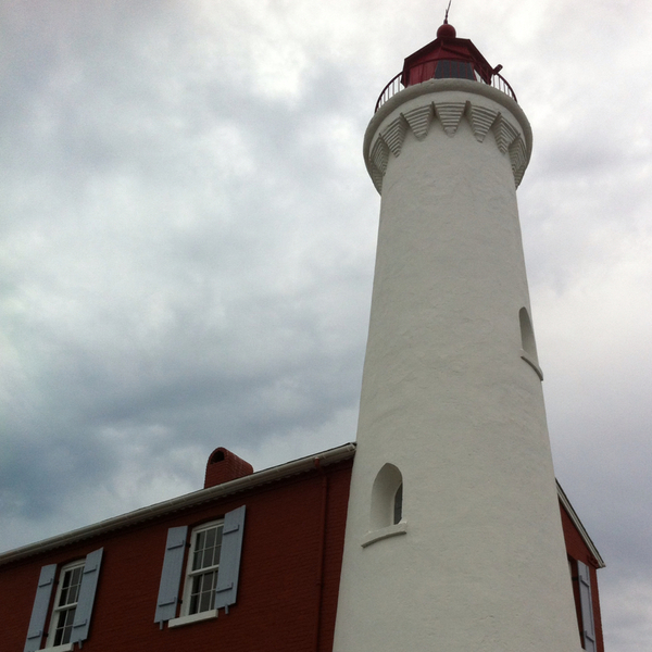 Fisgard Lighthouse, Colwood, Canada