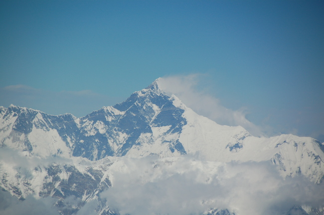 Mt Everest, Khumjung, Nepal