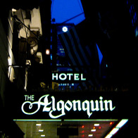 The Algonquin Hotel, New York, New York