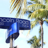 Lincoln Road Mall, Miami Beach, Florida