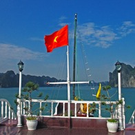 Dragon King Cruise on Halong Bay, Ha Long, Vietnam