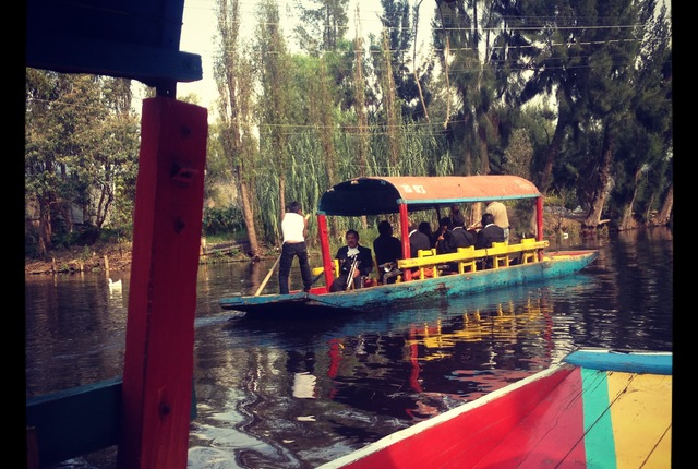Xochimilco, Mexico City, Mexico