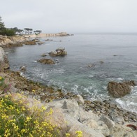 Monterey Bay Coastal Trail, Monterey, California