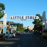 Little Italy, San Diego, California