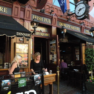 Dublin Square Irish Pub & Grill, San Diego, California