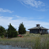 Sands Island Retreat, Cedar Point, North Carolina