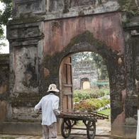 The Citadel & Imperial City, Hue, Vietnam