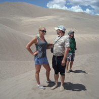 Great Sand Dunes National Park, MOSCA, Colorado