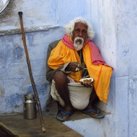 Brahma Temple, Pushkar, India