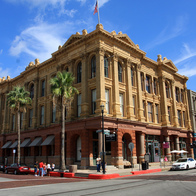 The Strand Historic District, Galveston, Texas