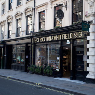 Paxton & Whitfield Ltd, London, United Kingdom