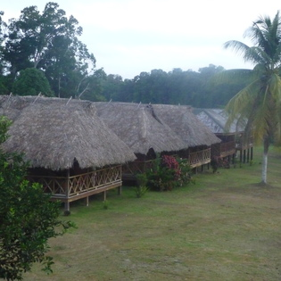Iwokrama River Lodge, Potaro-Siparuni, Guyana