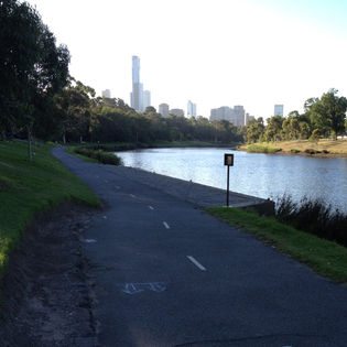 Capital City Trail, Melbourne, Australia