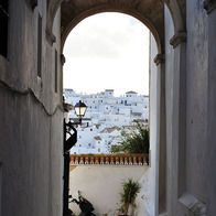 White-washed Village, Vejer de la Frontera, Spain