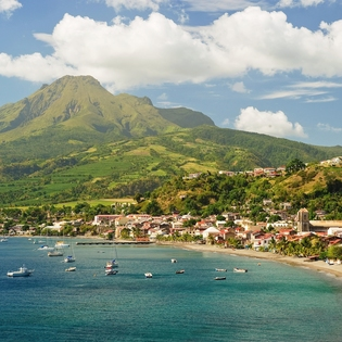 Martinique, The Flower of the Caribbean