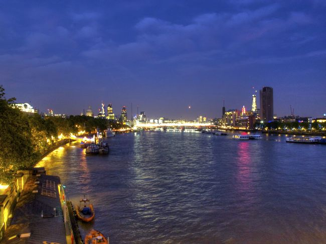 river thames, London, United Kingdom