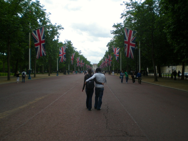 The Mall, London, United Kingdom