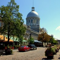 Bonsecours Market, Montreal, Canada