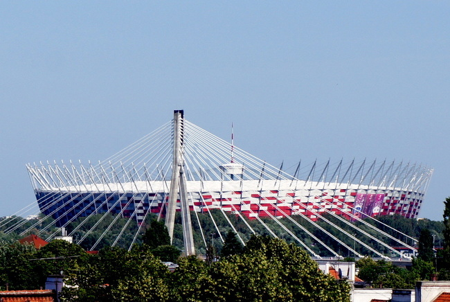 National Stadium, Warsaw, Poland