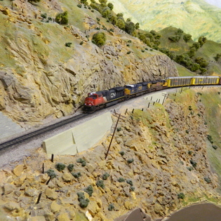 San Diego Model Railroad Museum, San Diego, California