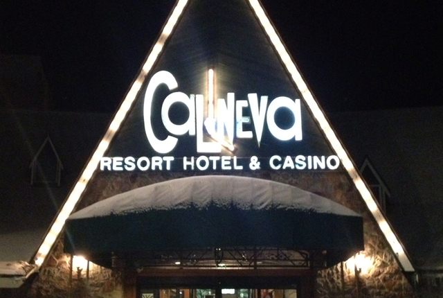 Cal Neva Resort Spa & Casino, Kings Beach, California