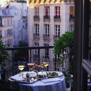 Hotel Le Relais Saint Germain, Paris, France