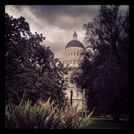 The State Capitol Building, Sacramento, California