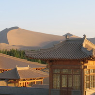 The Silk Road Dunhuang Hotel, Jiuquan, China