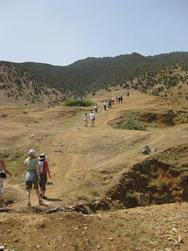 Atlas Mountain Hike, Amizmiz, Morocco