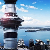 Orbit Revolving Restaurant, Auckland, New Zealand