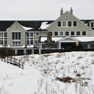 Inn by the Sea, Cape Elizabeth, Maine