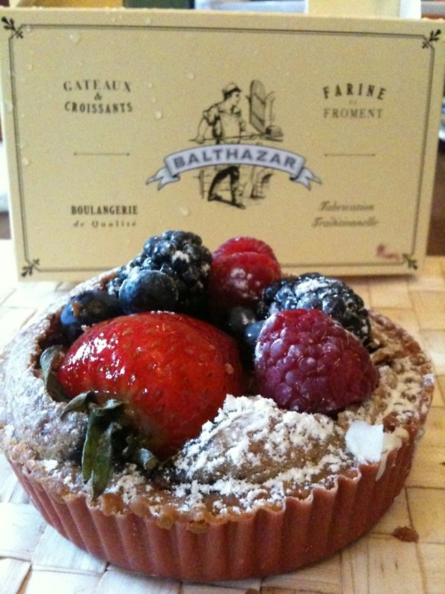 Balthazar Bakery, New York, New York