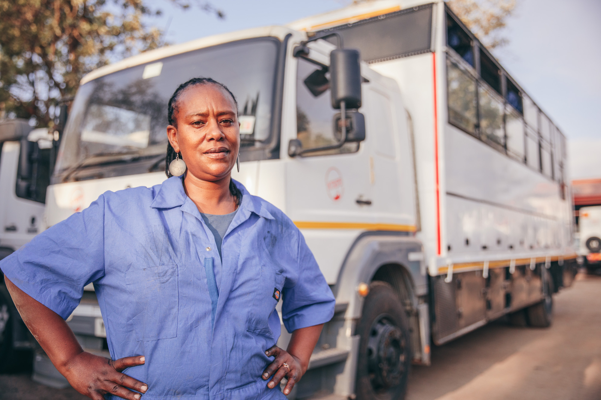 On the Kenya Women's Expedition, travelers will be led across the northern part of the country by East Africa's first female overland truck driver.
