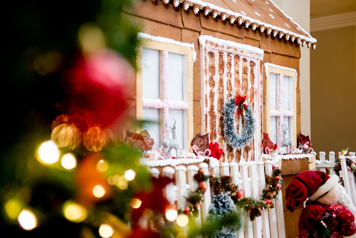 Hotels In The Uk And Ireland With Incredibly Festive Holiday Decorations