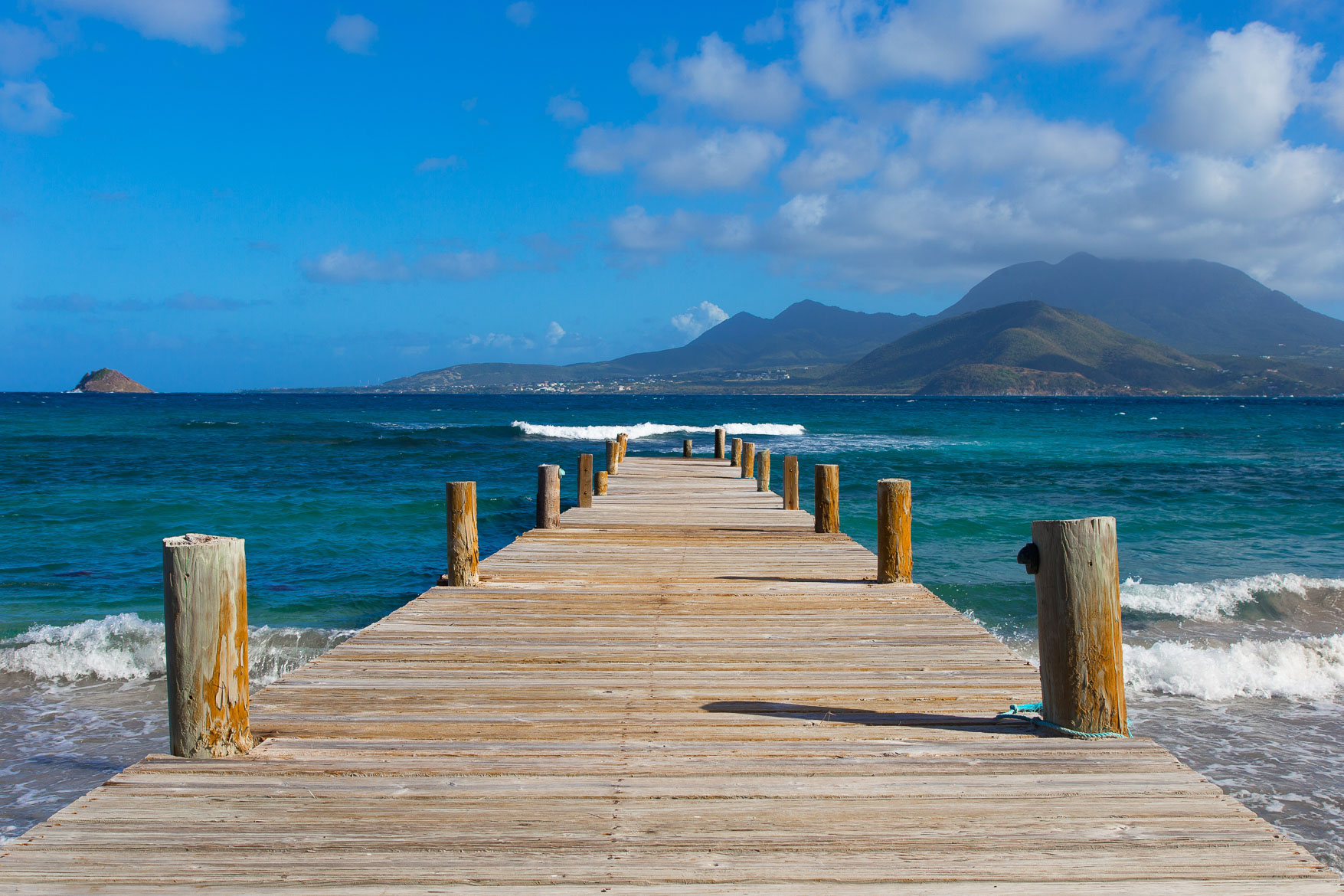 The Best Beaches In St Kitts Afar